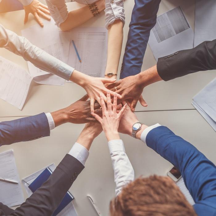 Integrar a maior rede de profissionais imobiliários